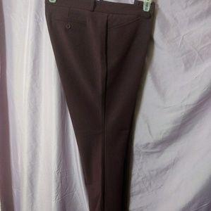 Wothington modern fit burgundy size 12 P